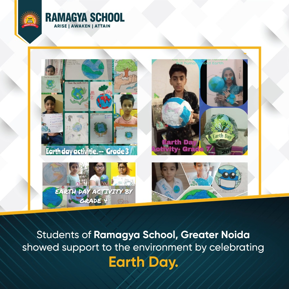 Celebration of Earth Day 2021