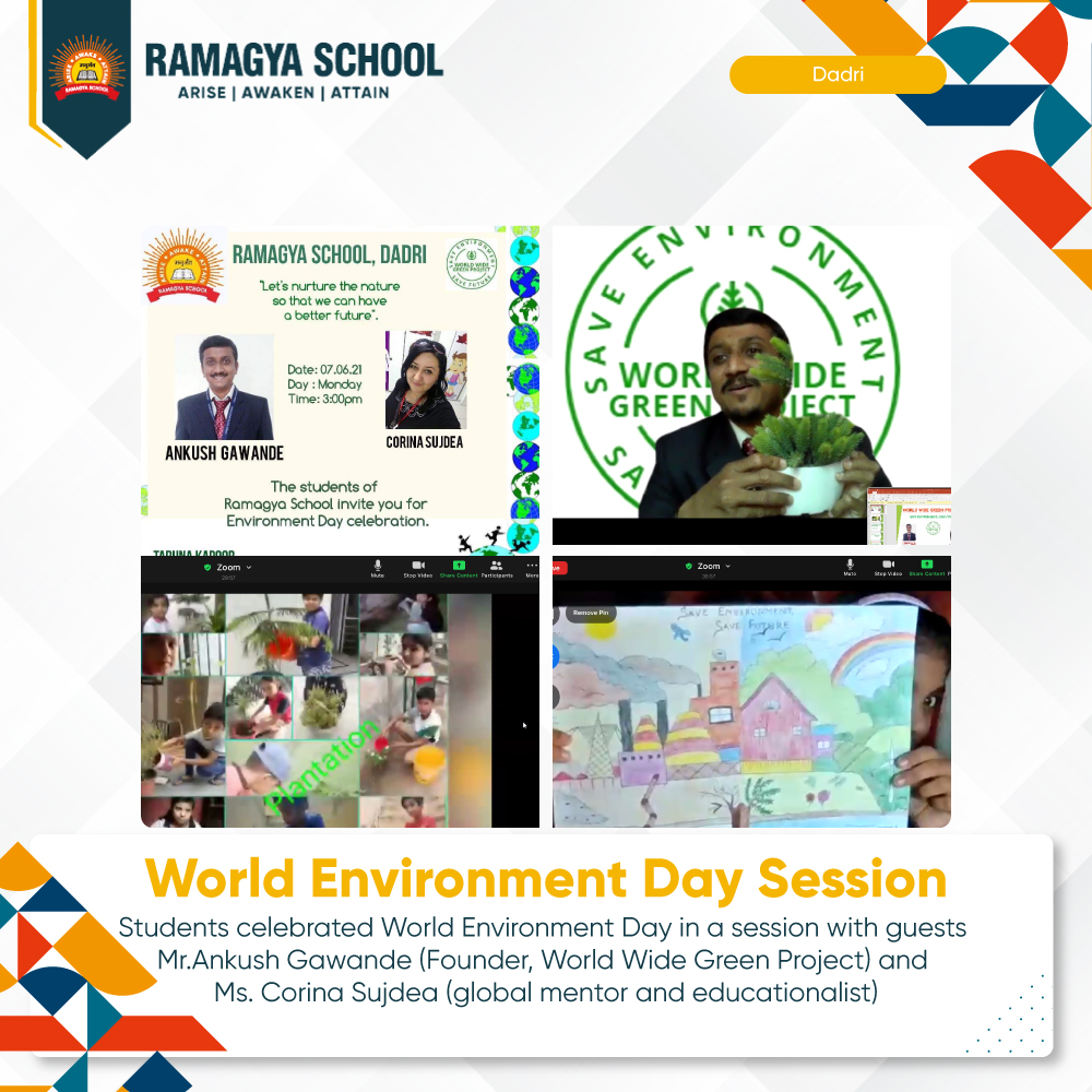 World Environment Day Session